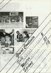 Page 7, 1987 Edition, Valley High School - Patriot Yearbook (Turkey, TX) online yearbook collection