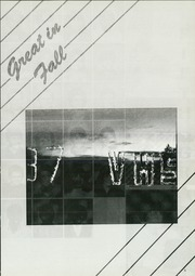 Page 9, 1987 Edition, Valley High School - Patriot Yearbook (Turkey, TX) online yearbook collection