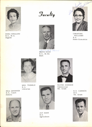 Page 10, 1959 Edition, Turkey High School - Turkey Yearbook (Turkey, TX) online yearbook collection