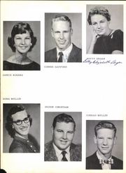 Page 16, 1959 Edition, Turkey High School - Turkey Yearbook (Turkey, TX) online yearbook collection