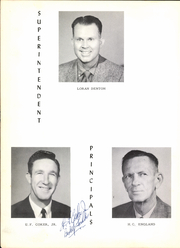 Page 8, 1959 Edition, Turkey High School - Turkey Yearbook (Turkey, TX) online yearbook collection