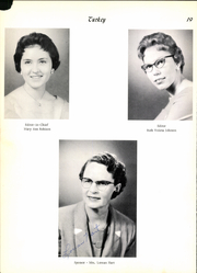 Page 8, 1961 Edition, Turkey High School - Turkey Yearbook (Turkey, TX) online yearbook collection