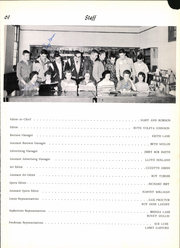 Page 9, 1961 Edition, Turkey High School - Turkey Yearbook (Turkey, TX) online yearbook collection