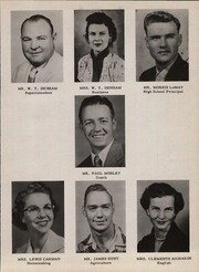 Page 13, 1957 Edition, Lueders High School - Pirate Yearbook (Lueders, TX) online yearbook collection