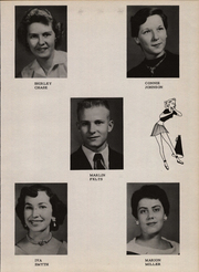 Page 17, 1957 Edition, Lueders High School - Pirate Yearbook (Lueders, TX) online yearbook collection