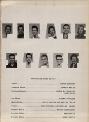 Page 5, 1957 Edition, Lueders High School - Pirate Yearbook (Lueders, TX) online yearbook collection