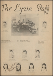 Page 11, 1945 Edition, Sundeen High School - Eyrie Yearbook (Corpus Christi, TX) online yearbook collection