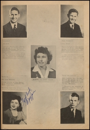 Page 17, 1945 Edition, Sundeen High School - Eyrie Yearbook (Corpus Christi, TX) online yearbook collection