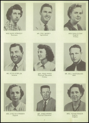 Page 11, 1954 Edition, Sundeen High School - Eyrie Yearbook (Corpus Christi, TX) online yearbook collection