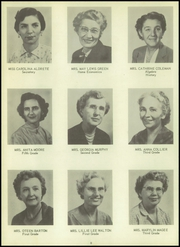 Page 12, 1954 Edition, Sundeen High School - Eyrie Yearbook (Corpus Christi, TX) online yearbook collection