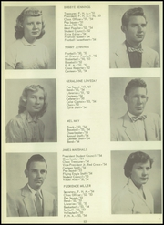 Page 16, 1954 Edition, Sundeen High School - Eyrie Yearbook (Corpus Christi, TX) online yearbook collection