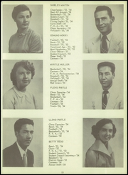Page 17, 1954 Edition, Sundeen High School - Eyrie Yearbook (Corpus Christi, TX) online yearbook collection