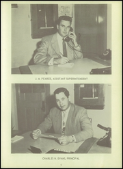 Page 9, 1954 Edition, Sundeen High School - Eyrie Yearbook (Corpus Christi, TX) online yearbook collection