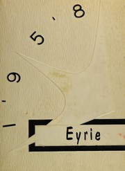 1958 Edition, Sundeen High School - Eyrie Yearbook (Corpus Christi, TX)