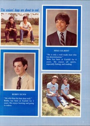 Page 15, 1982 Edition, Fairhill High School - Palladian Yearbook (Dallas, TX) online yearbook collection