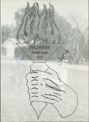 Page 5, 1982 Edition, Fairhill High School - Palladian Yearbook (Dallas, TX) online yearbook collection