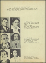 Page 16, 1946 Edition, Gaston High School - Gusher Yearbook (Joinerville, TX) online yearbook collection