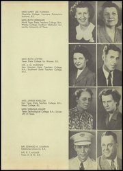 Page 17, 1946 Edition, Gaston High School - Gusher Yearbook (Joinerville, TX) online yearbook collection