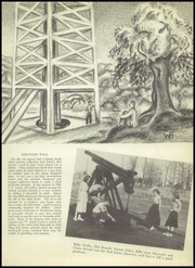 Page 13, 1950 Edition, Gaston High School - Gusher Yearbook (Joinerville, TX) online yearbook collection