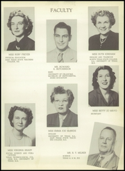 Page 15, 1950 Edition, Gaston High School - Gusher Yearbook (Joinerville, TX) online yearbook collection