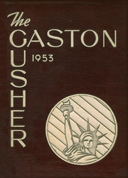 Gaston High School - Gusher Yearbook (Joinerville, TX) online yearbook collection, 1953 Edition, Page 1
