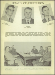 Page 10, 1953 Edition, Gaston High School - Gusher Yearbook (Joinerville, TX) online yearbook collection