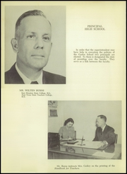 Page 12, 1953 Edition, Gaston High School - Gusher Yearbook (Joinerville, TX) online yearbook collection