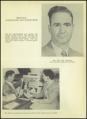 Page 13, 1953 Edition, Gaston High School - Gusher Yearbook (Joinerville, TX) online yearbook collection