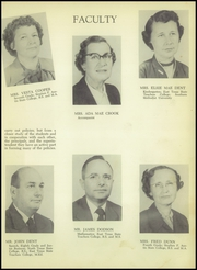 Page 17, 1953 Edition, Gaston High School - Gusher Yearbook (Joinerville, TX) online yearbook collection