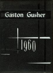 1960 Edition, Gaston High School - Gusher Yearbook (Joinerville, TX)