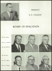 Page 12, 1960 Edition, Gaston High School - Gusher Yearbook (Joinerville, TX) online yearbook collection