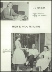 Page 14, 1960 Edition, Gaston High School - Gusher Yearbook (Joinerville, TX) online yearbook collection