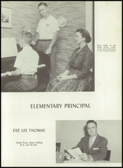 Page 15, 1960 Edition, Gaston High School - Gusher Yearbook (Joinerville, TX) online yearbook collection