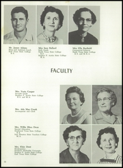 Page 16, 1960 Edition, Gaston High School - Gusher Yearbook (Joinerville, TX) online yearbook collection