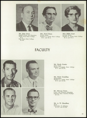 Page 17, 1960 Edition, Gaston High School - Gusher Yearbook (Joinerville, TX) online yearbook collection
