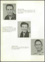 Page 12, 1955 Edition, Moran High School - Kennel Yearbook (Moran, TX) online yearbook collection
