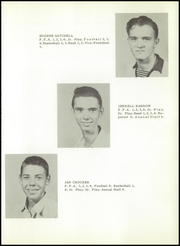 Page 13, 1955 Edition, Moran High School - Kennel Yearbook (Moran, TX) online yearbook collection
