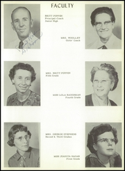 Page 9, 1955 Edition, Moran High School - Kennel Yearbook (Moran, TX) online yearbook collection