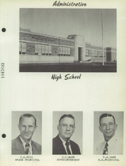 Page 11, 1955 Edition, Prairie Valley High School - Kennel Yearbook (Nocona, TX) online yearbook collection