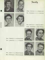 Page 15, 1955 Edition, Prairie Valley High School - Kennel Yearbook (Nocona, TX) online yearbook collection