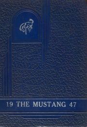 1947 Edition, Megargel High School - Mustang Yearbook (Megargel, TX)