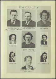 Page 11, 1947 Edition, Megargel High School - Mustang Yearbook (Megargel, TX) online yearbook collection