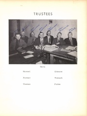 Page 15, 1949 Edition, Megargel High School - Mustang Yearbook (Megargel, TX) online yearbook collection