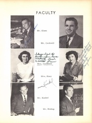 Page 17, 1949 Edition, Megargel High School - Mustang Yearbook (Megargel, TX) online yearbook collection