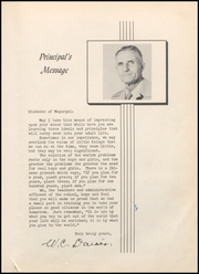Page 13, 1953 Edition, Megargel High School - Mustang Yearbook (Megargel, TX) online yearbook collection