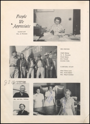 Page 14, 1953 Edition, Megargel High School - Mustang Yearbook (Megargel, TX) online yearbook collection