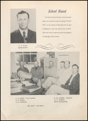 Page 15, 1953 Edition, Megargel High School - Mustang Yearbook (Megargel, TX) online yearbook collection