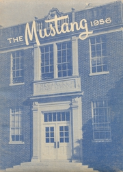 1956 Edition, Megargel High School - Mustang Yearbook (Megargel, TX)