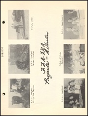 Page 101, 1956 Edition, Megargel High School - Mustang Yearbook (Megargel, TX) online yearbook collection