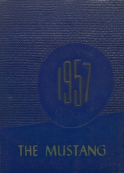 Megargel High School - Mustang Yearbook (Megargel, TX) online yearbook collection, 1957 Edition, Page 1